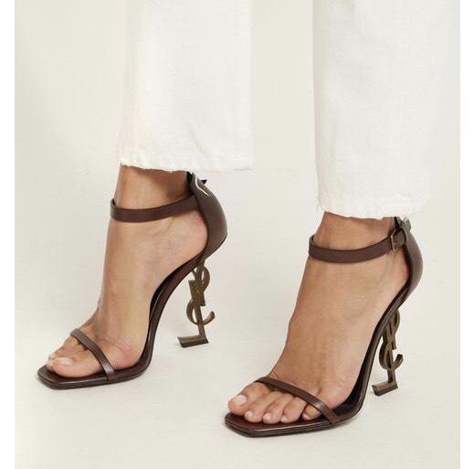 17c82870 Closer Look Of Saint Laurent Opyum Sandal - Brands Blogger