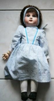 verkauft (Jumeau Puppe)