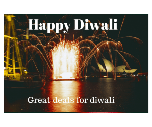 You Shouldnt miss these deals for diwali!