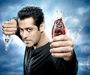 Why was Salman khan removed as Thumps up brand ambassador?