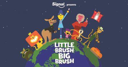 signalbigbrushlittlebrush