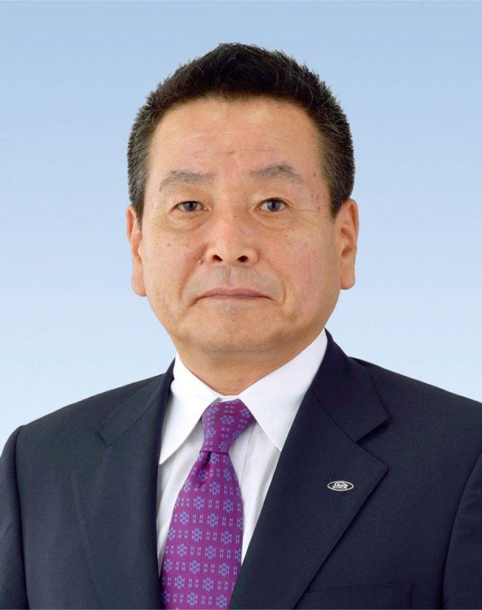Yoshihisa Ishida, CEO Sharp