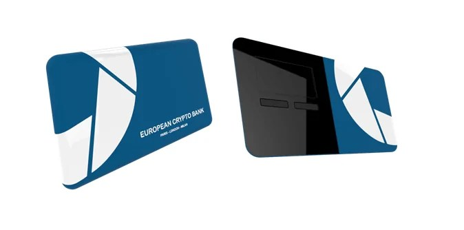 European Crypto Bank Card