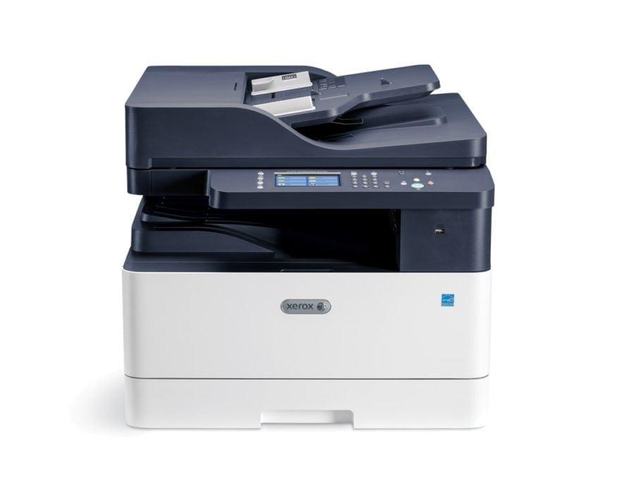 Xerox B1025  Nowe drukarki Xerox zwiększają efektywność? B1025 Front min 875x700