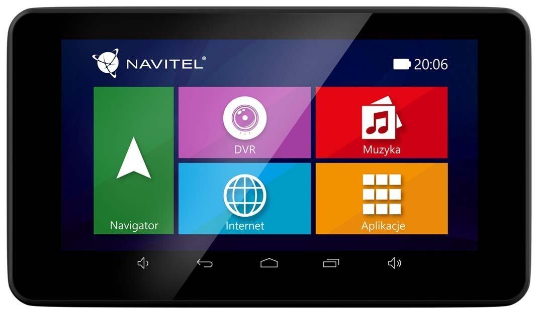 Navitel RE900 – jeden gadżet, wiele możliwości re900 back menu pl