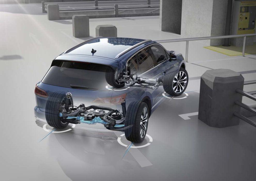 Volkswagen Touareg  Technologie high-tech w nowym Touaregu – część 2 db2018al00202 large