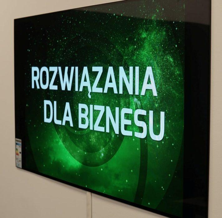 Showroom  We Wrocławiu powstaje pierwszy w Polsce showroom z rozwiązaniami LED Unilumin Showroom 1 min