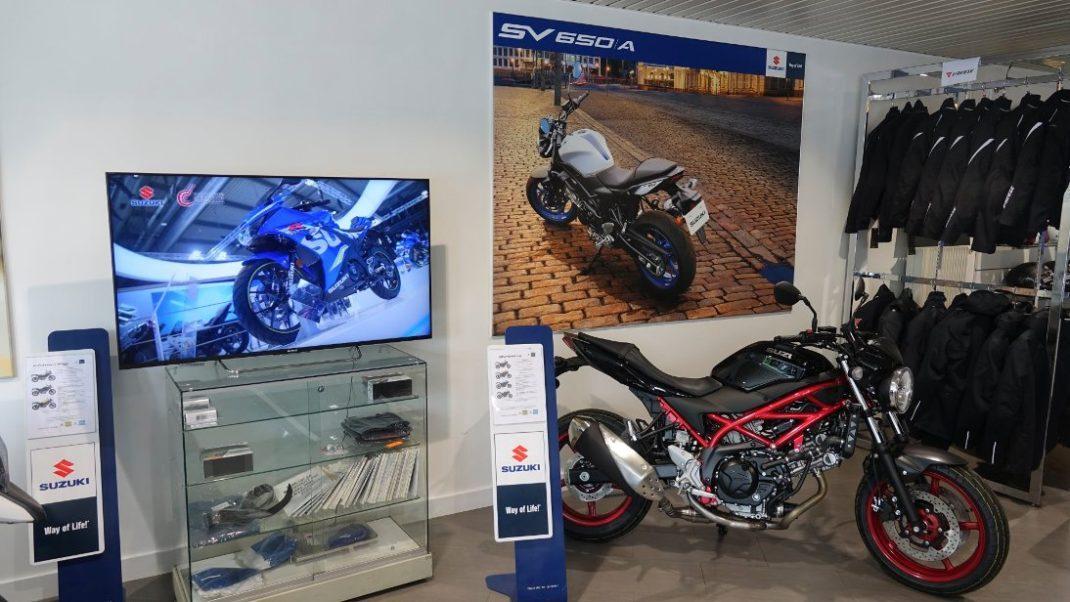 Sony Suzuki