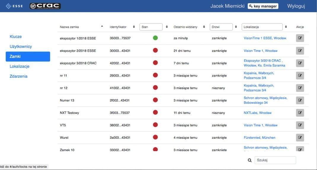 dashboard zamki  Demony RODO a fizyczne zabezpieczenie dostępu do szaf serwerowych dashboard zamki