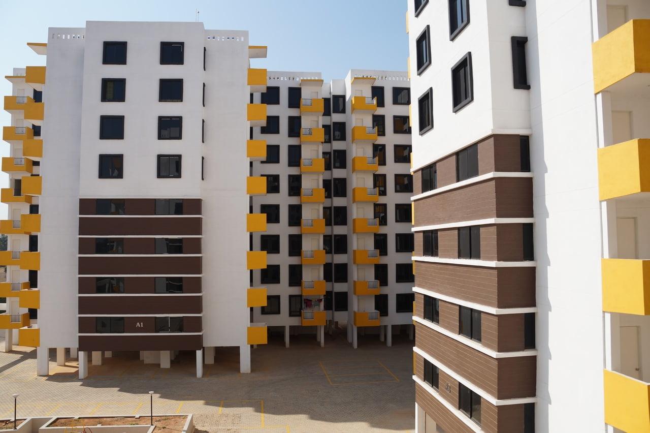 dom, nieruchomości, flats, house