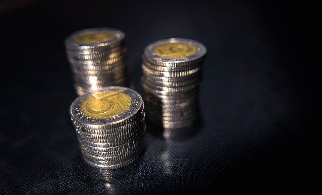 pieniądze, pln, monety