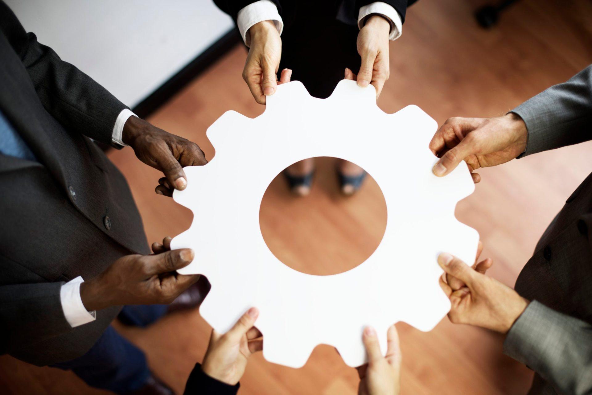 biznes, automatyzacja, współpraca
