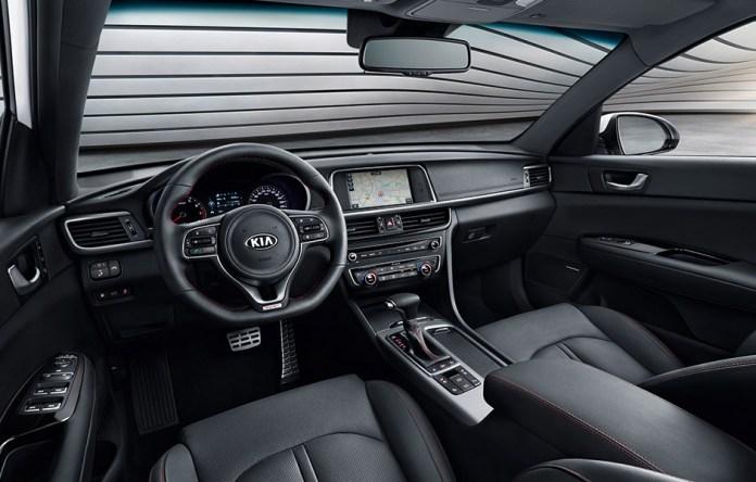 New Powertrains And Fresh Design For Kia Optima (Photos) - Brand Spur