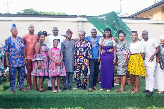 Fighting Piracy is a Collaborative Task, One of my films has five pirated versions - Tunde Kelani - Brand Spur