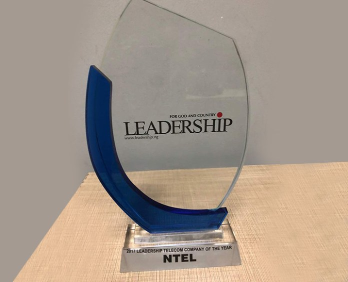 NTEL EMERGES TELECOM COMPANY OF THE YEAR (PICTURES) - Brand Spur