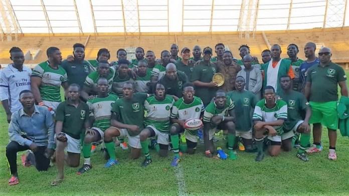 Nigeria Rugby National Team Trash Niger - Brand Spur