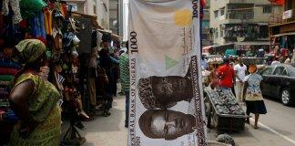 Nigeria's Net FX Inflow Rises to USD6.43 billion in April