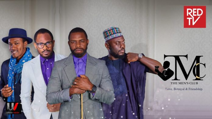 RedTV Launches New Web Series 'The Men's Club' - Brand Spur