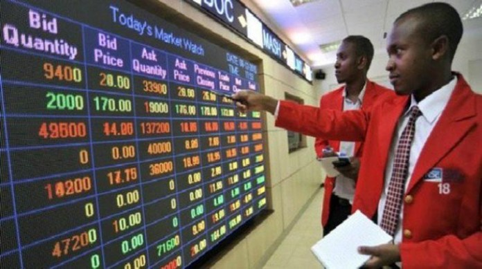 Stock Market Gains N521bn, 85 Firms Miss Out