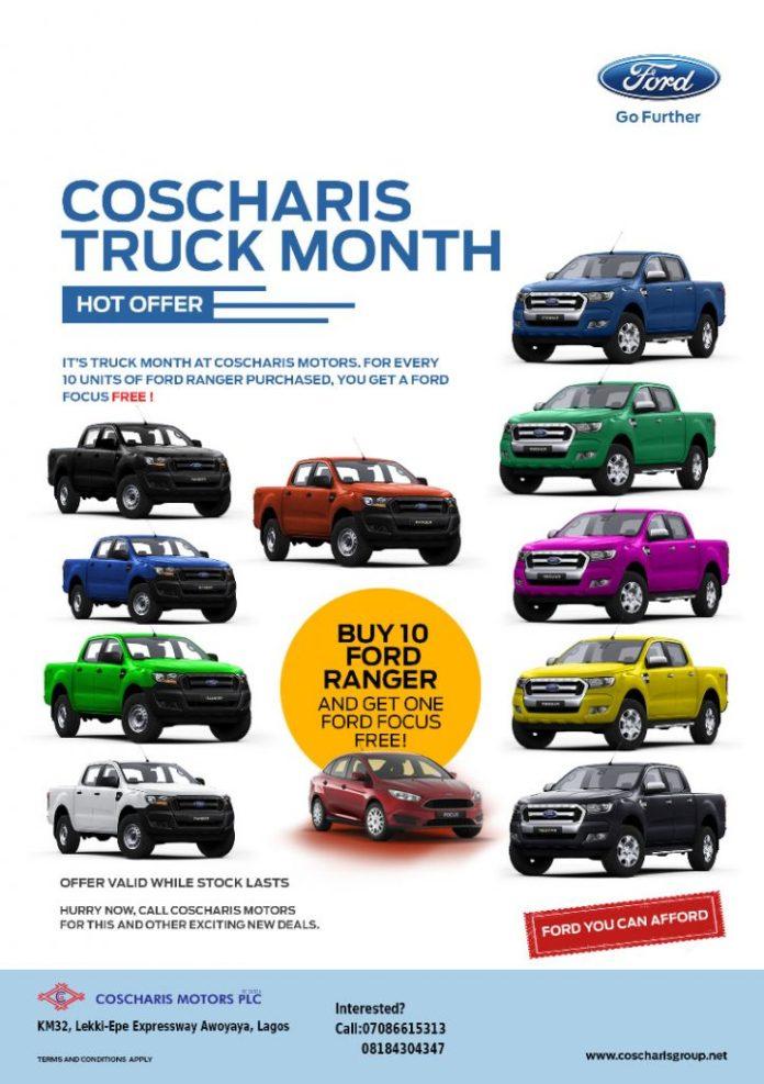 Coscharis Motors Delivers Unbeatable Promo Offers - Brand Spur