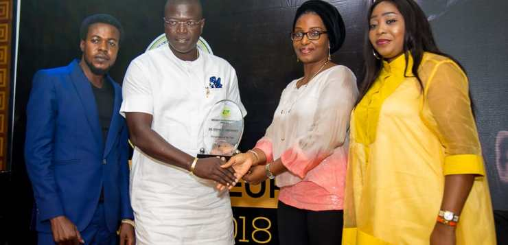 Nigeria Entrepreneurs Award 2018: Dr. Kennedy Okonkwo Emerges Entrepreneur Of The Year