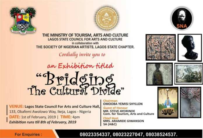 Lagos to hold Arts Exhibition - Brand Spur