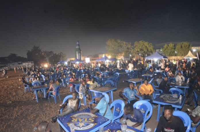 Star Lager Shines On At Fourth Edition Of Joor Concert (Pictures) - Brand Spur