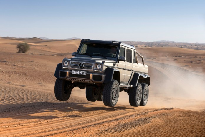 40 Years of G-Class: Weststar Celebrates the Iconic Off-Roader in Nigeria (Pictures) - Brand Spur