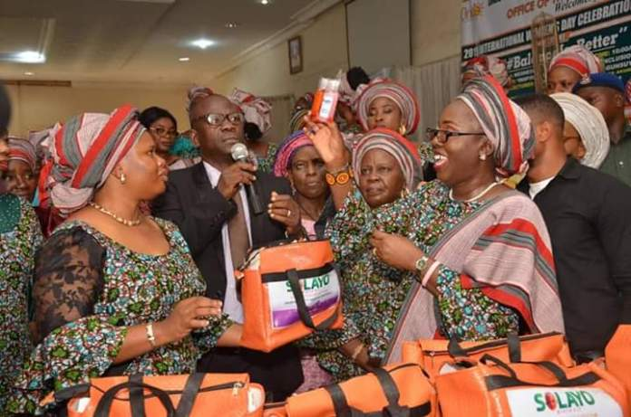 Ondo First Lady unveils SOLAYO (Photos) - Brand Spur