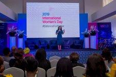 Union Bank Unveils 'Alpher' on International Women's Day brand spur 10