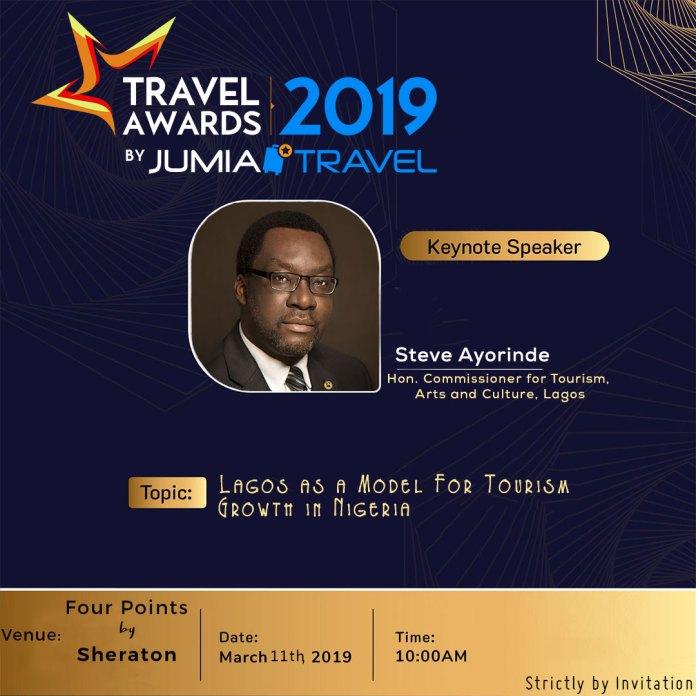 Lagos Tourism Commissioner To Speak at Nigeria Travel Awards - Brand Spur