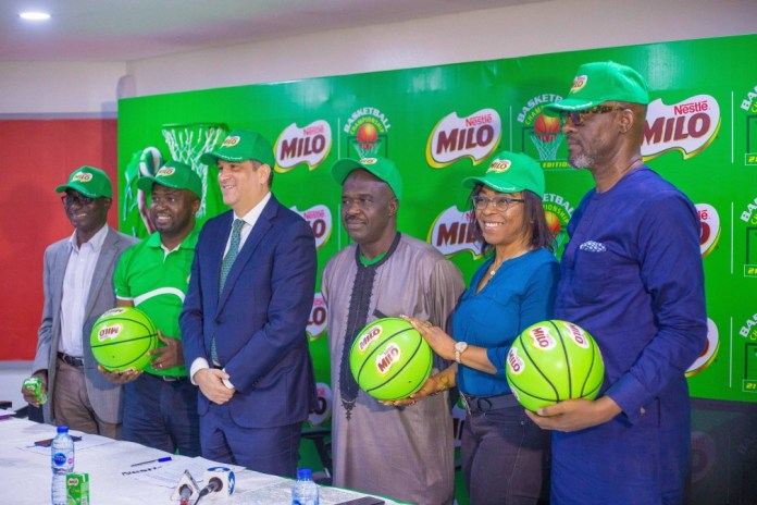 Basketball: We remain committed to developing youths – Nestle - Brand Spur