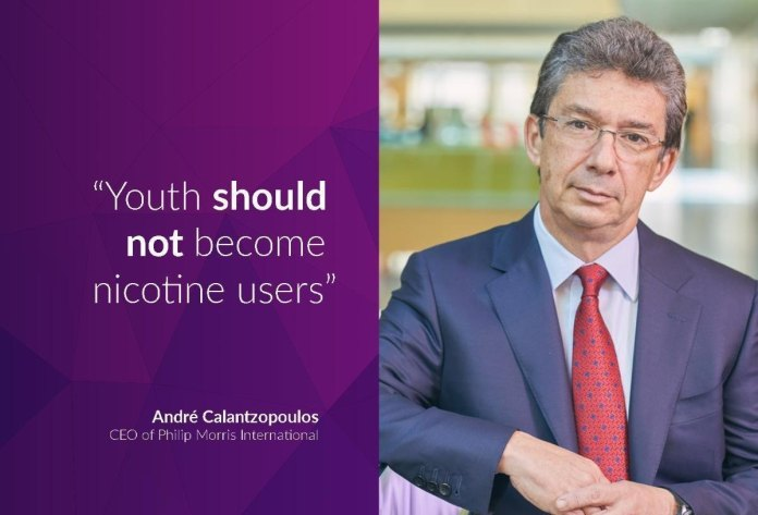 Age Matters: PMI Calls All Tobacco and E-Cigarette Companies To Do Their Part to Guard Against Youth Nicotine Use - Brand Spur