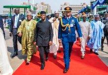 Prof Osinbajo attends NigERIA Air Force 55th Anniversary BRAND SPUR NIGERIA4