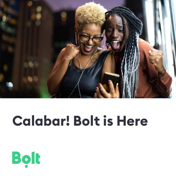 Bolt launches in Uyo and Calabar - Brand Spur
