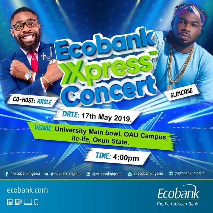 Ecobank campus activation continues, holds concert at OAU - Brand Spur