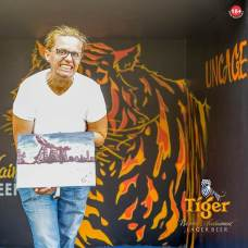 Tiger Beer Nigeriasocial painting brandspur nigeria1