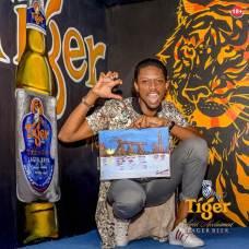 Tiger Beer Nigeriasocial painting brandspur nigeria7