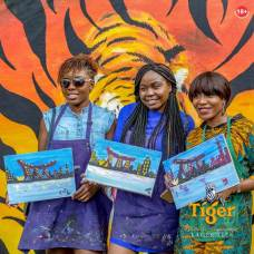 Tiger Beer Nigeriasocial painting brandspur nigeria8