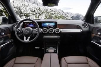 2020 Mercedes-Benz GLB 250 SUV brandspur nigeria 4