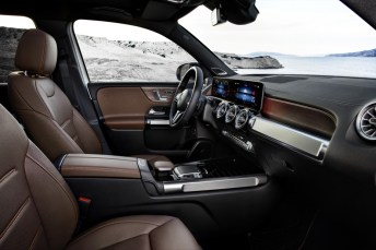 2020 Mercedes-Benz GLB 250 SUV brandspur nigeria6