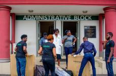 Gokada visits National Orthopaedic Hospital, Igbobi, brandspur nigeria 1