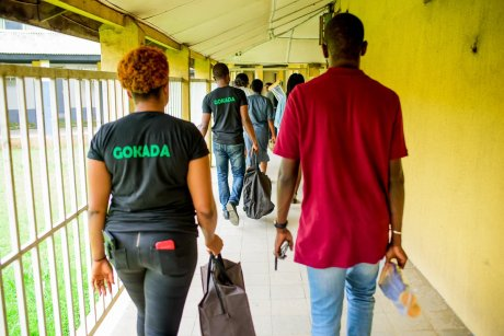 Gokada visits National Orthopaedic Hospital, Igbobi, brandspur nigeria 5