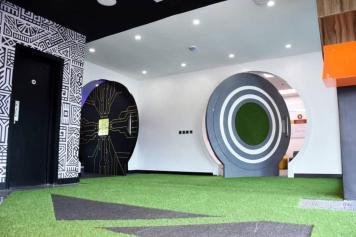 PwC Nigeria Experience Centre brandspur nigeria 2