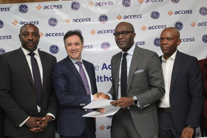 GE Healthcare and Access Bank Partner to Provide Financing to Nigeria's Healthcare Providers - Brand Spur