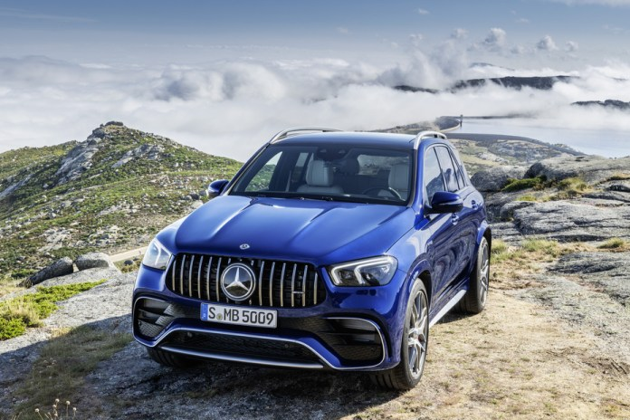 The new Mercedes-AMG GLE 63 S; More Powerful, More Efficient and More Versatile Than Ever Before (Photos) - Brand Spur