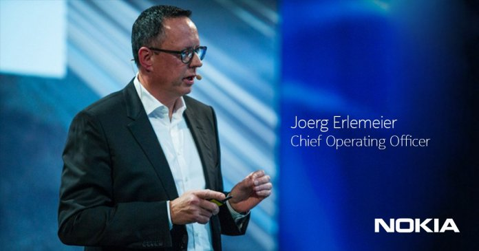 Nokia to discontinue Chief Operating Officer role; current COO Joerg Erlemeier to leave company - Brand Spur