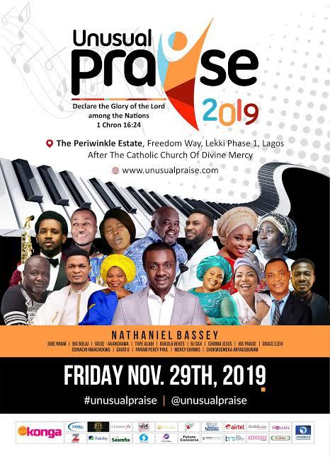Anticipation Rises For Biggest Praise Concert In Nigeria - Brand Spur