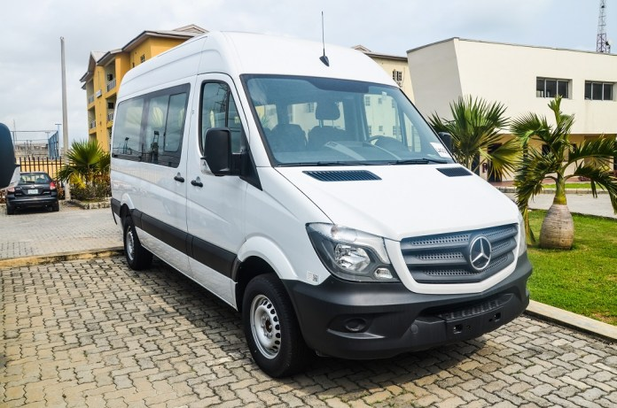 Weststar takes in more units of the Mercedes-Benz Sprinter (Photos) - Brand Spur