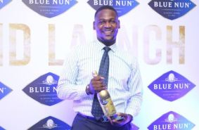Blue Nun The 24k Gold Champagne launches in Nigeria Brandspur11